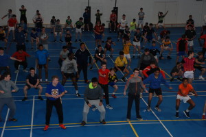 3rd Year Fitness session (6)