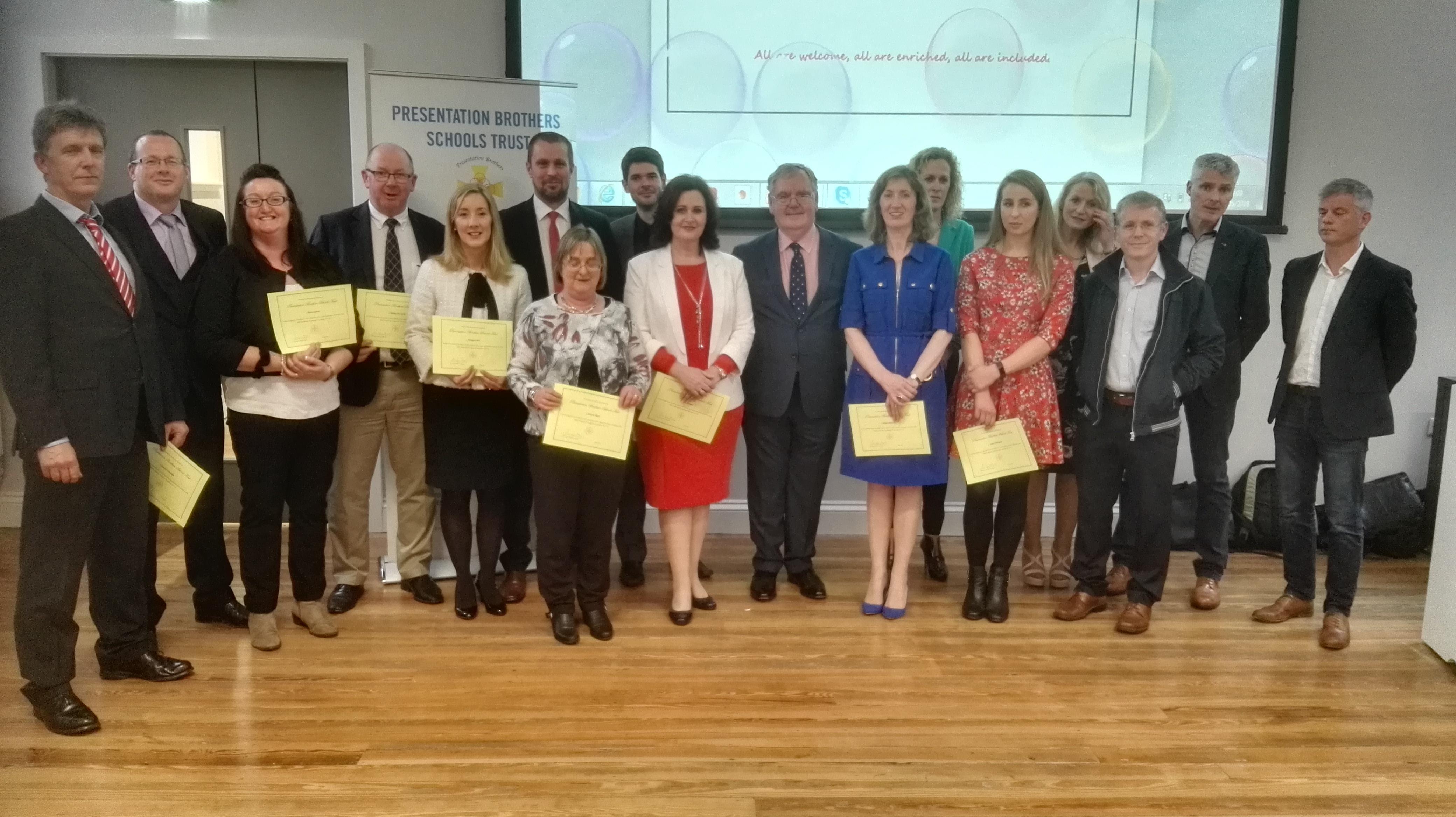 2017-18 PBST Leadership Development Programme Graduation Ceremony