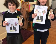 Pres Day at Bunscoil